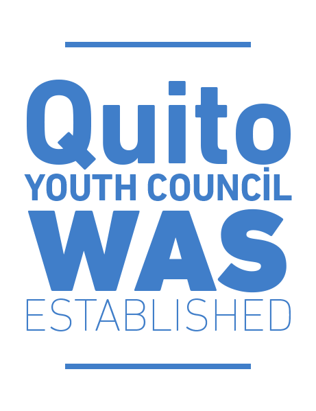 Quito Youth Council Was Established